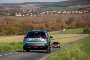 La Citroën ë-C4 // Source : Citroën France