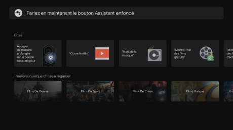 Google Assistant est bien intégré // Source : Frandroid