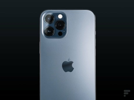 L'iPhone 12 Pro Max avec ses trois capteurs photo et son capteur LiDAR