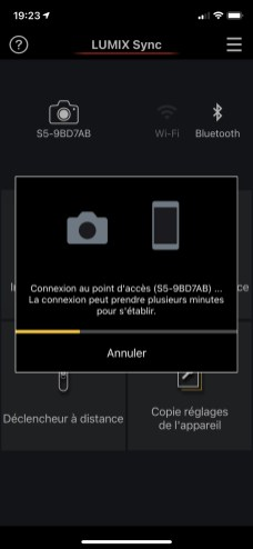 Panasonic Lumix Sync 1