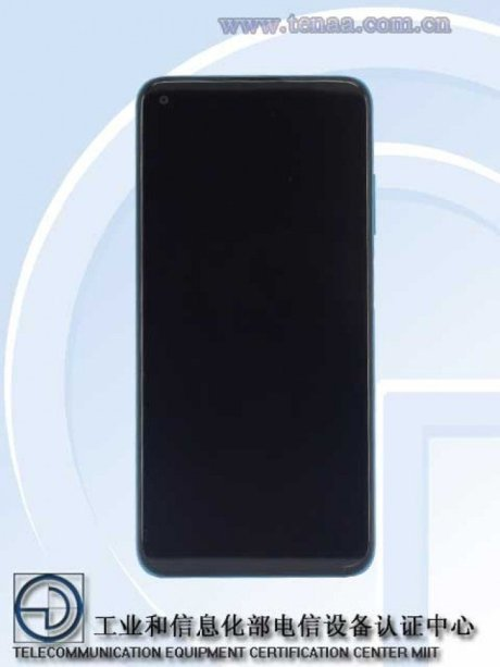Le Redmi Note 9 5G // Source: TENAA