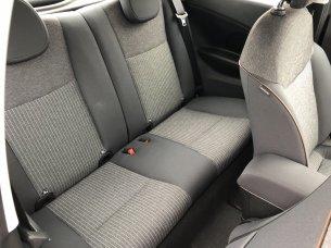 Places arrière de la Fiat 500 Electrique