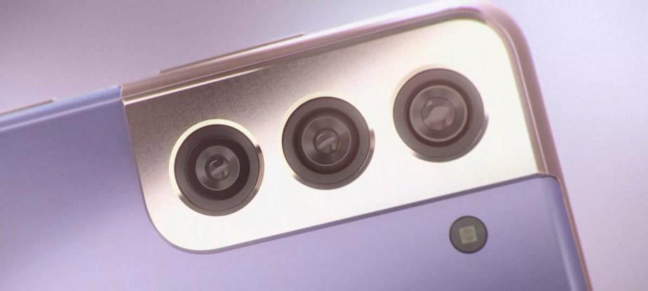 Le module photo du Samsung Galaxy S21