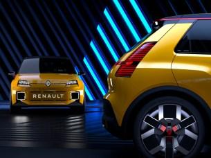 La Renault 5 Prototype