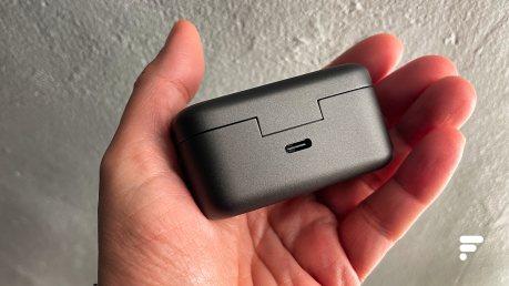 Les EPOS GTW 270 Hybrid se rechargent en USB-C