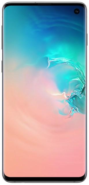 L'écran du Samsung Galaxy S10