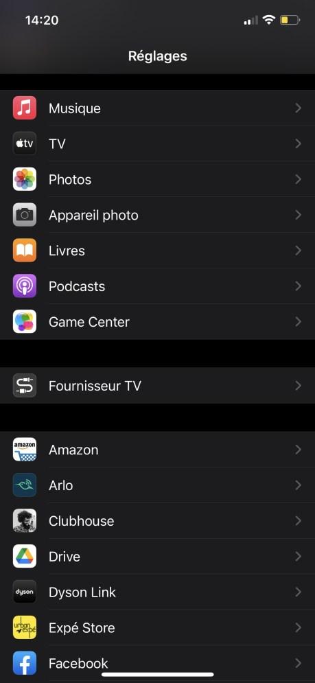 Comment enregistrer les photos en JPEG par défaut sur iOS 01