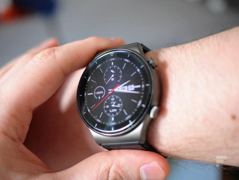 La montre Huawei Watch GT 2Pro