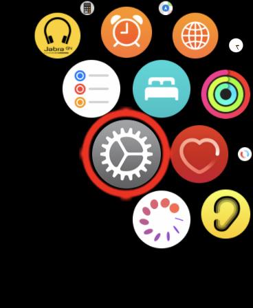 Comment Mettre à Jour son Apple Watch avec l'a seule montre 02