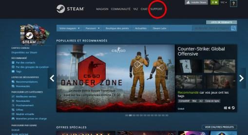 Comment se faire rembourser un jeu Steam 12