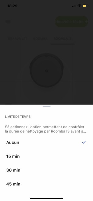 iRobot Roomba i3+ appli 03