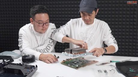 PS5 Watercooling Anthology Part 1 to 4 _ Tổng hợp video tản nhiệt nước PS5 1 đến 4. 1-33 screenshot