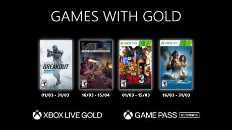 Xbox Live Gold jeux mensuels (1)