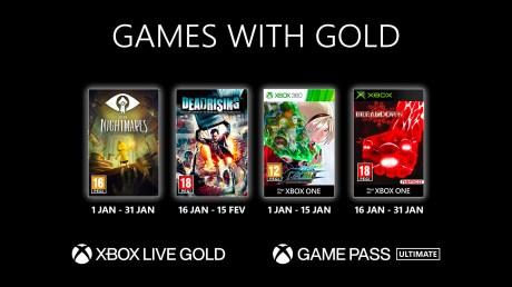 Xbox Live Gold jeux mensuels (2)