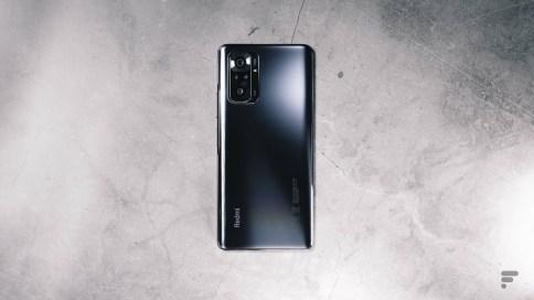 Dos du Xiaomi Redmi Note 10 Pro