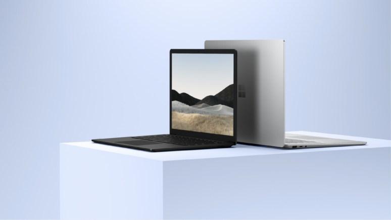Les nouveaux Surface Laptop 4 arrivent en deux tailles et plus puissants