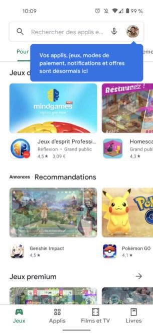 Google Play Store update avril 2021 (4)