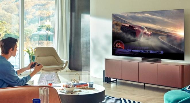 Le haut de gamme de la famille NEO QLED 4K / Source: Samsung