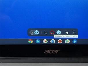 Comment enregistrer l'écran en vidéo sur chrome OS 05
