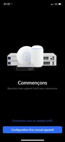 UniFi - Mode autonome 1