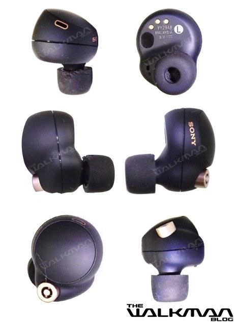 Les Sony WF-1000xM4