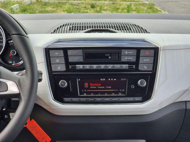 Seat Mii Electric, basique, simple // Source : Bob Jouy pour Frandroid