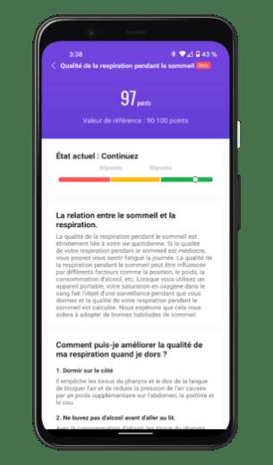 Xiaomi Mi Smart Band 6 - Mi Fit App - SpO2 (1)