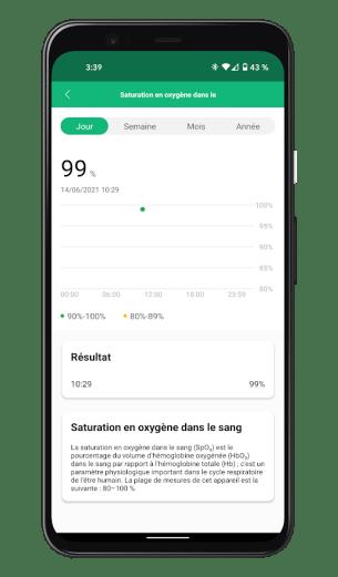 Xiaomi Mi Smart Band 6 - Mi Fit App - SpO2 (2)