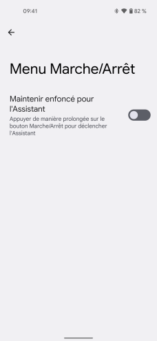 Android 12 Beta 3 captures ecran (4)