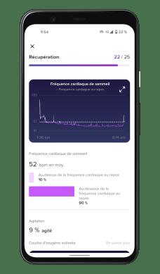 Fitbit Luxe - App - Sleep (3)