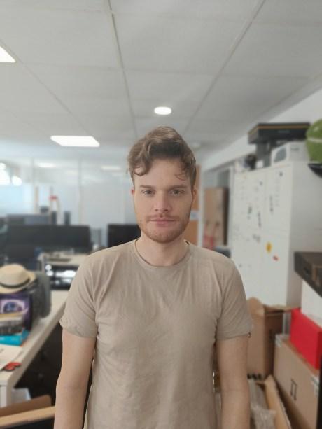 Mode portrait du OnePlus Nord 2.