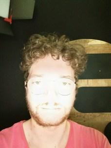 Selfies Vivo V21 (1)