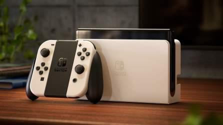 La Nintendo Switch Oled arrive en blanc // Source : Nintendo