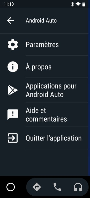 Android Auto pour mobile (2)