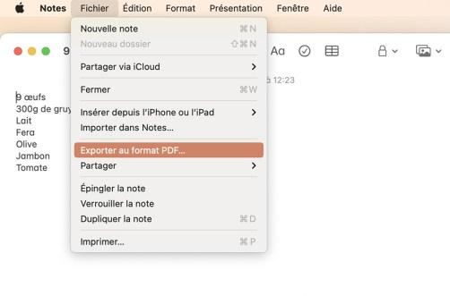 Comment créer des raccourcis clavier sur mac09