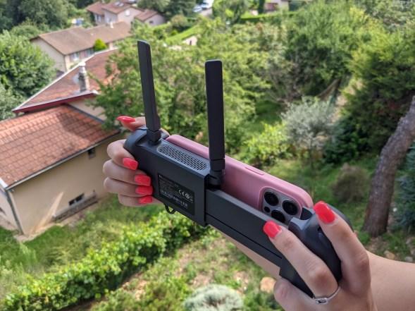 FIMI X8 Mini - Radiocommande (1)