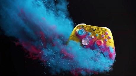 La nouvelle manette Forza Horizon 5 // Source : Xbox