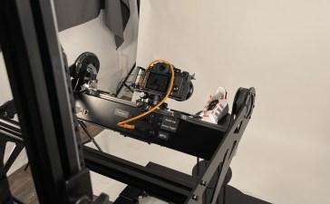 L'appareil photo du scanner GenARation // Source : Frandroid - Melinda DAVAN-SOULAS