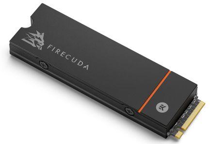 Ce SSD a un dissipateur thermique