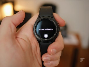 La Samsung Galaxy Watch 4 Classic // Source : Frandroid