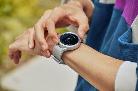 Google Maps sur la Samsung Galaxy Watch 4 Classic