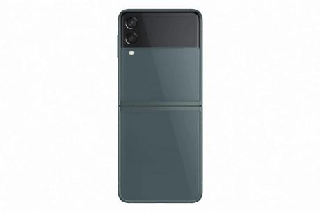 Le Galaxy Z Flip 3 // Source : WinFuture
