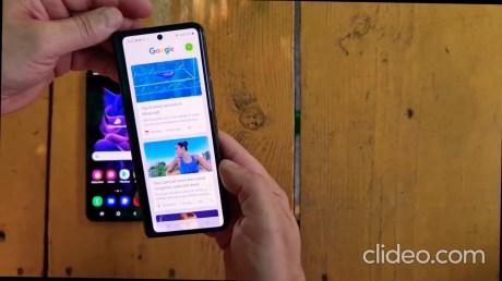 Samsung Galaxy Z Fold 3 and Z Flip 3_ Hands-On! 0-13 screenshot