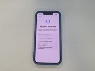 Apple Migrer vers iPhone (1)