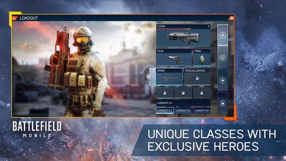 Battlefield Mobile // Source : Play Store / Dice / EA