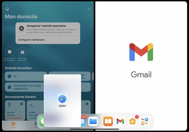 Comment gérer le multifenêtre sur iPad 21