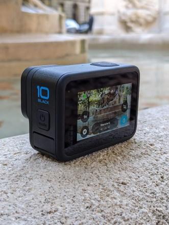 GoPro Hero 10 Black - Écran arrière