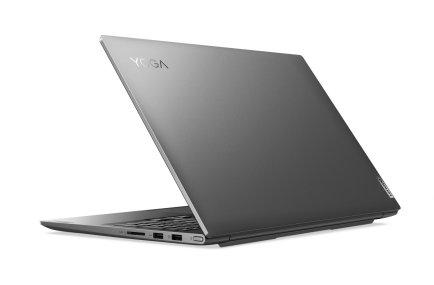 Lenovo Yoga Slim 7 Pro_Storm_Grey_Hero_Rear_Facing_Left