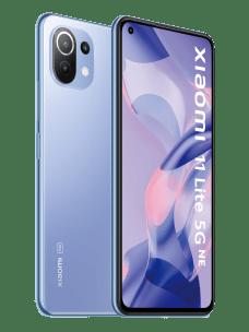 Xiaomi 11 Lite 5G NE bleu