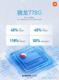 Xiaomi Civi-2
